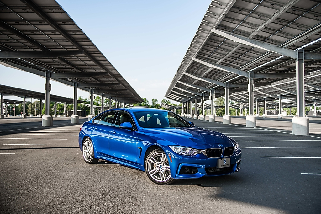 BMW 435xi Gran Coupe