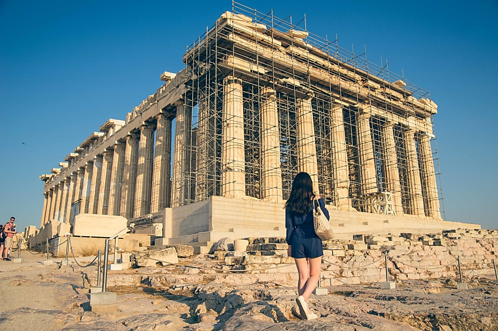 The Parthenon, GR